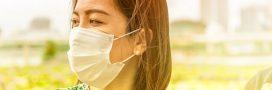 En Chine, les masques chirurgicaux finissent sur les plages