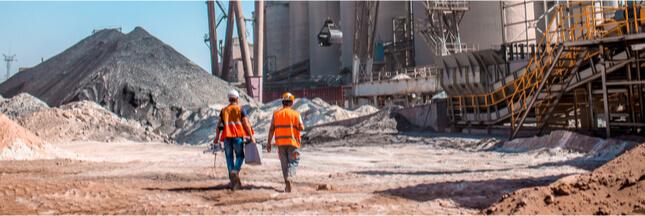 Enfin du concret pour une production de ciment moins polluante !