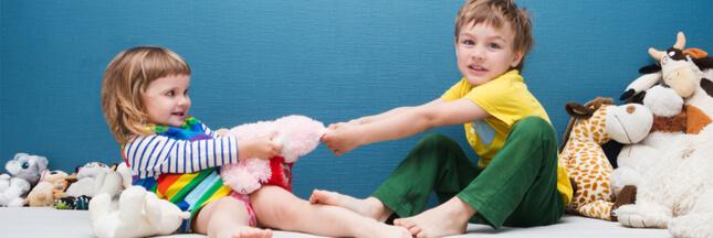 Comment gérer la jalousie entre frères et soeurs?