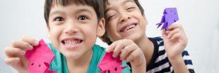 5 activités en famille (presque) sans matériel