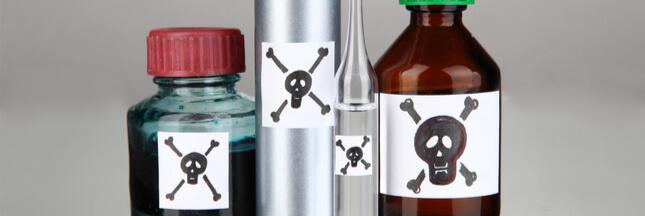 Produits chimiques : connaissez-vous tous les pictogrammes signalant un danger ?
