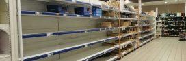 Ruée dans les supermarchés: appel au civisme et au respect