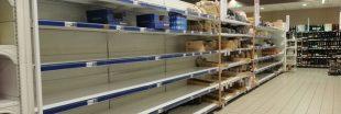 Ruée dans les supermarchés : appel au civisme et au respect