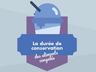 DURÉE DE CONSERVATION