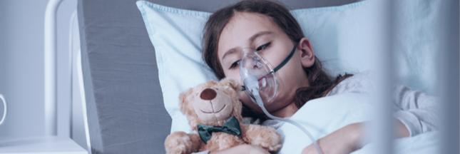 Covid-19 : des enfants touchés par un syndrome inquiétant