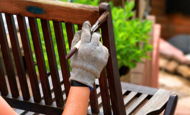 entretien mobilier jardin