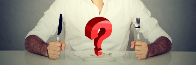 Sondage – Que mangez-vous principalement confiné·e chez vous?