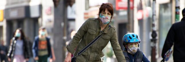 Sondage - Êtes-vous pour le port du masque obligatoire dans l'espace public ?