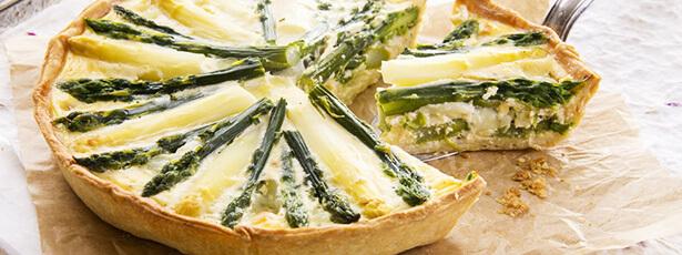recette quiche lorraine légumes
