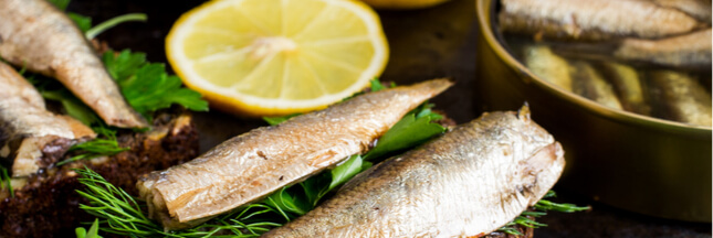 Recettes originales : que faire avec une boîte de sardines ?