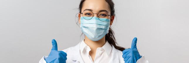 Masque de protection: le recyclage contre la pénurie