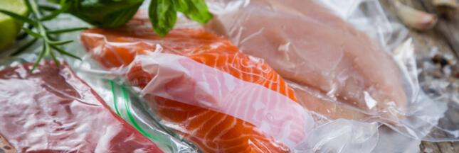 Peut-on conserver les aliments sous vide sans produire de déchets ?