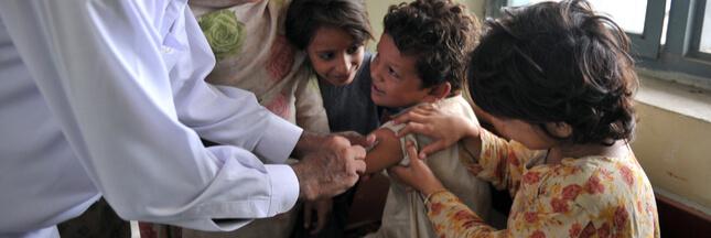 Après le coronavirus, la rougeole va-t-elle tuer des millions d'enfants ?