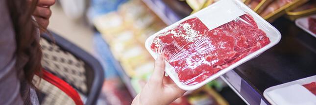 Santé: les barquettes alimentaires source de contamination?