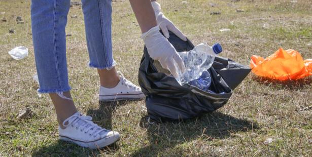 plastique compostable