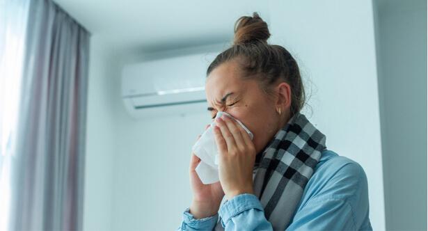 climatisation transmission virus