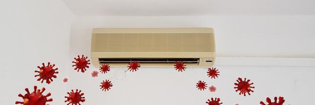 Covid-19 : Faut-il craindre la climatisation ?