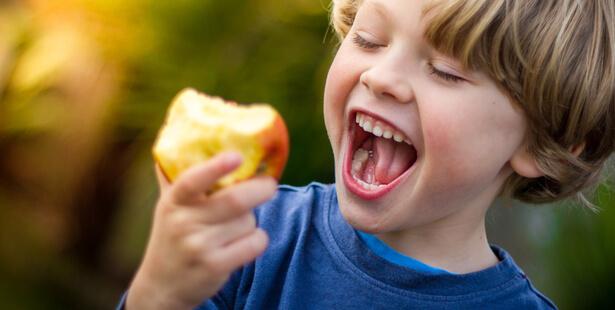Alimentation de 3 à 10 ans