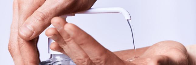 Rappel produit - Gel hydroalcoolique 'Hand Sanitizer' - SYMEX