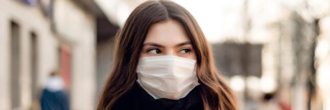 Masques jetables: trop rares et trop chers
