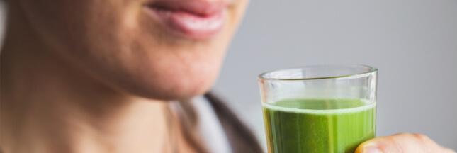 Super aliment: la spiruline contre l'hypertension