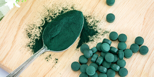 spiruline contre l'hypertension
