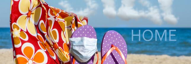 coronavirus vacances