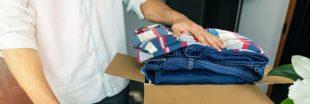Bornes relais qui débordent : que faire de vos vieux vêtements ?