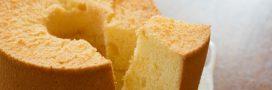 Recette: le chiffon cake, moelleux et gourmand
