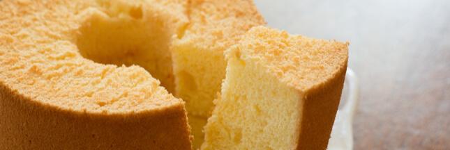 Recette : le chiffon cake, moelleux et gourmand