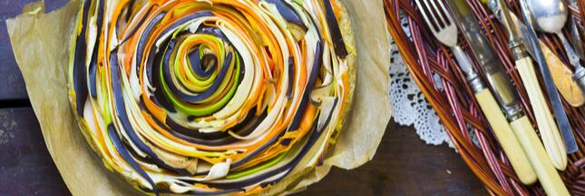 Comment cuisiner les épluchures de courgettes ? Nos 5 recettes faciles