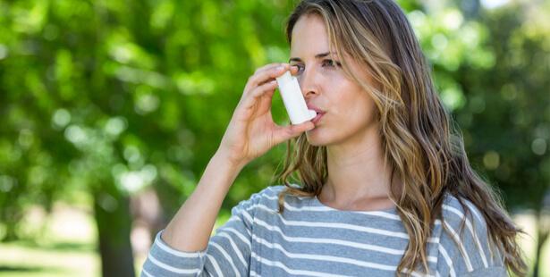 crise d'asthme sans ventoline