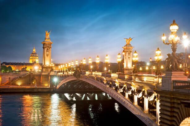 éclairage public Paris