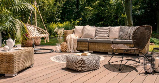 Nos astuces naturelles pour nettoyer sa terrasse