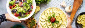 Légumes de juin: le panier de légumes du mois en cuisine