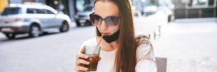 Alerte de l'OMS : le danger du masque sous le menton
