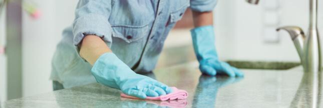 Débusquer les nids à microbes dans la cuisine