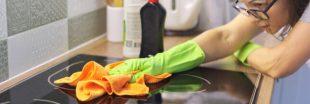 Comment nettoyer ses plaques de cuisson induction, vitrocéramique, électrique ?