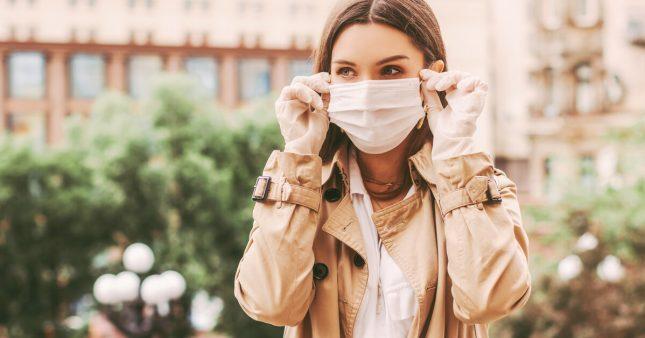 Prendre soin de sa peau irritée par le port du masque