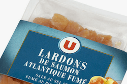 rappel produit lardons saumon fumé