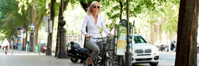 Au boulot à vélo: 50 fois moins d'énergie!