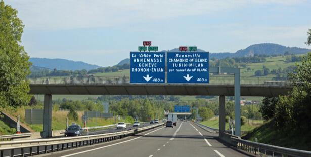 Limitation A 110 Km H Des Autoroutes Quel Impact Sur L Environnement