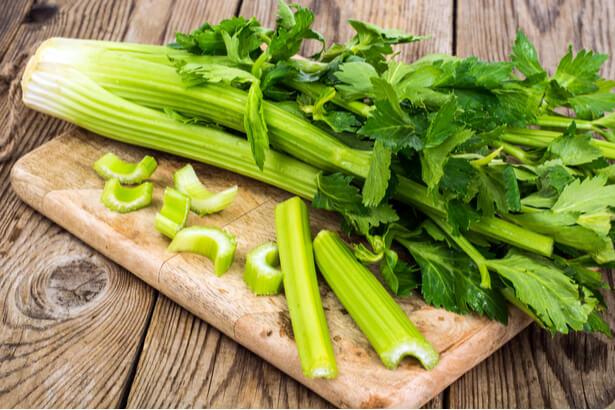 calories celeri