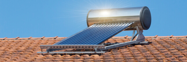 consommation chauffe-eau solaire