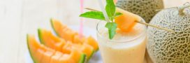 Votre eau aromatisée pour l'été: alliez melon… et basilic!