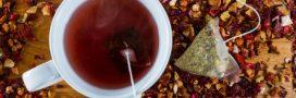 Que faire avec les feuilles de thé déjà infusées?