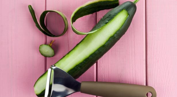 que faire avec du concombre