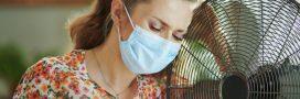 Nos conseils pour supporter le masque quand il fait chaud