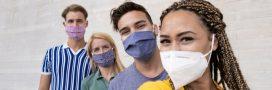 Covid-19: quel masque réutilisable choisir?