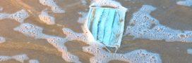 Les grands fleuves européens tous pollués par des gants et masques de protection